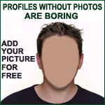 Image recommending members add Halloween Passions profile photos